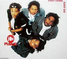 Joe Public Easy come, easy go [Maxi-CD]