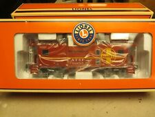 LIONEL #17629 SANTA FE W/WHITE CUPOLA EXTENDED VISION CABOOSE BRAND NEW IN BOX!
