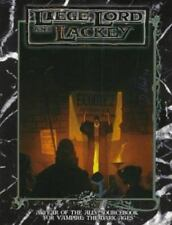Liege, Lord, and Lackey (Vampire: The Dark Ages Companions) Carl, Jason, Demayo,
