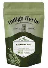 Cardamom Pods - 100g - (Quality Assured) Indigo Herbs