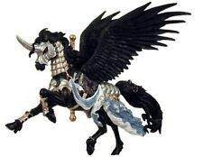 Nib Retired Nene Thomas Carousel Pegasus Unicorn Horse Ornament Raven Black