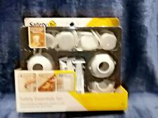 Safety Essentials Set Safety 1st Childproof Plug Protectors 46 Piece Set New