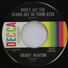 Country 45 Grady Martin - Don'T Let The Stars Get In Your Eyes / Ribbon Of Darkn