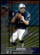 New listing 1999 Topps Finest Sensations Peyton Manning-5 Indianapolis Colts #142