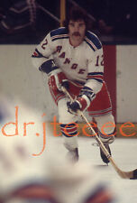 1974 Bob MacMillan NEW YORK RANGERS - 35mm Hockey Slide