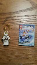LEGO Ninjago Zane ZX Minifig w/Booklet