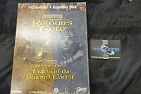BALDUR'S GATE + TALES of THE SWORD COAST   PC BIG BOX