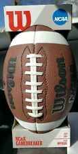 Wilson Ncaa GameBreaker Series Official Size Football Ages 14+