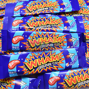 Wham Bar Original By Swizzels Sweets Retro Wedding Party Treat Gifts