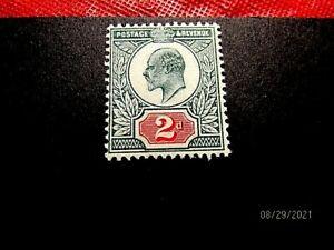 GB #130b 2p mint f-vf og h, cv 27.50