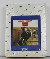 NOS Tanya Tucker Vintage 8 Track Tape Cartridge TNT 1978 Rock Music Store Stock