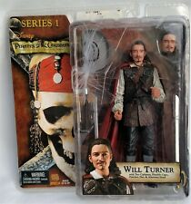 "Pirates of the Caribbean NECA NEW Series 1 Will Turner 7"" Figure"