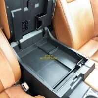 Center Console Organizer Insert Tray Armrest Storage for TOYOTA Tundra 2014-2021