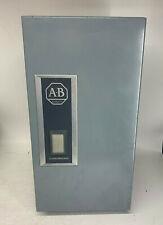 500L-DOD93 Allen Bradley 100 Amp 600V AC Contactor 115-120V Coil Nema 1 Enclosed