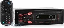 Kenwood KMM-108U Single DIN Digital Media Car Stereo w/ Aux Input