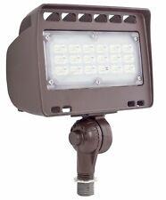 Westgate LED Flood Light 30W 50K-Bronze Finish Integrated LED