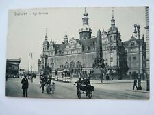Germany - Dresden Kgl.Schloss - Published by Curt Krause, Dresden