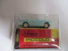Fahrzeugmarke VW Schuco-Piccolo Auto-& Verkehrsmodelle