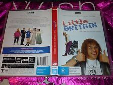 LITTLE BRITAIN THE COMPLETE SECOND SERIES (2 DISC) (DVD, M) (126531 / 126532 A)
