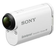 Sony Hdr-as200v Action Camera Image STABALISATION Wind Noise Reduction Wi-fi