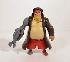 "2002 Cyborg John Silver 4.5"" McDonald's Action Figure #4 Disney Treasure Planet"