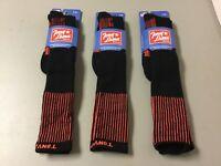 Tony Lama Boot Socks Mens L 9-11.5  Shoe Size Over-the-Calf 2 Pairs