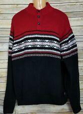 Chaps 100% Cotton Holiday Sweaters for Men   eBay