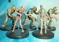 Dungeons & Dragons Miniatures Lot  Guardian Mummy Undead Tomb !!  s104