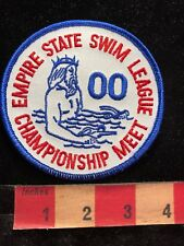 Swim Patch 00 EMPIRE STATE SWIM LEAGUE CHAMPIONSHIP MEET S83E
