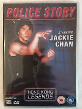 DVD Police Story- Jackie Chan- Hong Kong Legends - New Sealed!!!