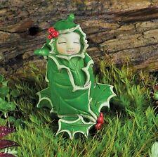 Miniature Fairy Garden Holly Flower Bud Baby - Buy Three Save $5.00