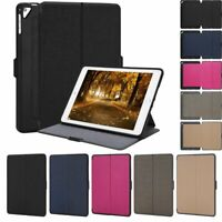 """Smart Magnetic Stand Flip Leather Case Cover for iPad 6th Gen 2018 9.7""""A1893"""