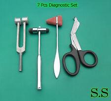 7 Pcs Set Diagnostic Emt Nursing Surigcal Ems Supplies Ds 785