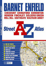 A-Z Barnet & Enfield by Geographers' A-Z Map Company Ltd. (Paperback / softback…