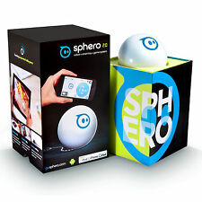 Sphero Robotic Ball 2.0 App-Controlled for iOS 4.0+ & Android 2.2+ Mobile Toys