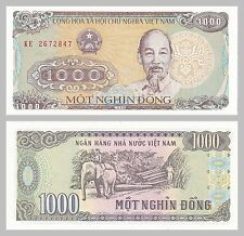 Vietnam 1000 Dong 1988 p106a unc.