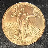 1992 American Gold eagle 1/2oz $25 Gold Coin - High Quality Scans #E585