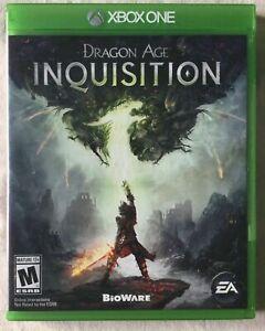 Dragon Age: Inquisition (Microsoft Xbox One, 2014) XB1 GAME DISC & CASE COMBAT