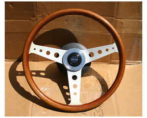 Personal Nardi Steering Wheel 390MM Volvo Estate Amazon 142 144 544 122 pre 1968