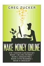 Make Money Online 4 in 1 Master Class Box Set  Ebay Amazon Etsy Craigslist