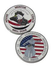 17th IA MTT Longboard Challenge Coin
