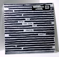 ROGER WATERS Is This The Life We Really Want? VINYL 2xLP Sealed PINK FLOYD