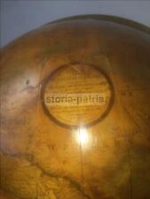 GEOGRAFIA_CARTOGRAFIA_ANTICO MAPPAMONDO_TERRESTRIAL GLOBE_CARY_1806_LONDON_RARO