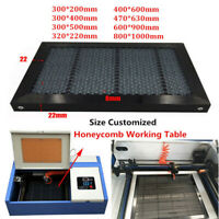 Honeycomb Working Table Board Platform for CO2 Laser Engraving Cutting Machine