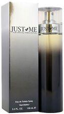 Paris Hilton Just Me For Men Eau De Toilette Spray 3.40 oz