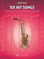 101 Hit Songs : Alto Sax, Paperback by Hal Leonard Publishing Corporation (CO...