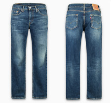 Genuine LEVIS Mens 511 Slim Fit Stretch Comfort Blue Jeans LEVI 36w x 30l  #2004