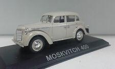 MOSKVITCH 400 (OPEL KADETT K38) LEGENDARY BALKAN CARS DEAGOSTINI IXO 1/43