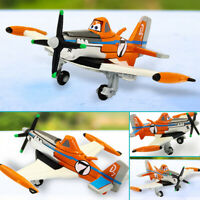 Kids Toy Mattel Disney Pixar Planes 1:45 Dusty Crophopper 7 Diecast Model Loose