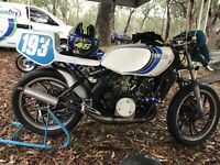 Yamaha RD350LC RD250LC Elsie  Road Or Race Rear Hugger Complete Kit RoonSport